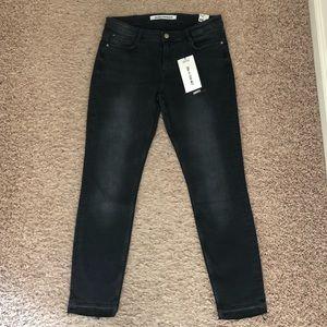 NWT Zara Black Low Rise Skinny Jeans